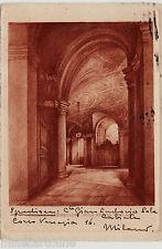 #MILANO: 1942- PAL. SERBELLONE- SPEDITA DAL PROPR. CONTE GIANLUDOVICO SOLA