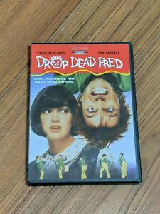 Drop Dead Fred DVD Rare OOP Phoebe Cates Official Region 1 USA Release w/ Insert