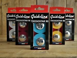 Velox Handlebar Tape Tressostar 90 Box with plugs - Eroica Item- Various Colours