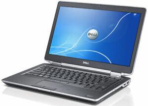 Dell Latitude E6430 Intel Core i7 3.0Ghz 3.70GHz 8GB RAM 256GB SSD HDMI Backlit