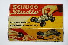 Reprobox pour Schuco Studio 1050 - le contrôlable Fahrschule voiture - Vorkrieg