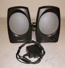 Creative Cambridge SoundWorks Computer Speakers GCS300 - SBS36B 1.A3