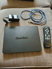 Channel Master Dvr+ Cm7500Gb16 with upgraded remote