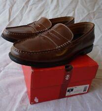 Izod Edmund Penny Loafer - Men's Size 9M, Brown