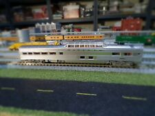 N Scale Kato ATSF Dome Car for the Super Chief (C4)