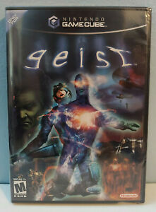 Geist (Nintendo GameCube, 2005) Sealed Mint