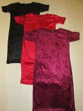 Unbranded Velvet Plus Size Clothing for Women