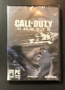 Call of Duty [ Ghosts ] (PC / DVD-ROM) NEW