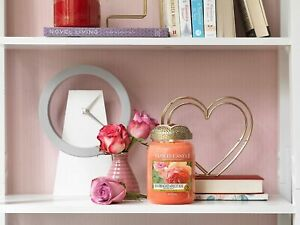 Yankee Candle Pastel Romance Illuma Lid - BRAND NEW