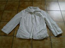 Sonja marohn chaqueta en tela Rundholz bolsas, gr. 42 (L/XL), Lagenlook