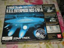 BANDAI STAR TREK 1/850 USS ENTERPRISE NCC-1701-A KIT
