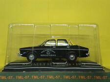Voiture 1/43e Altaya TAXIS du MONDE - Renault R 12 - Taxi de Bogota - 1973