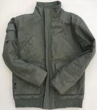 """Matix """"Mortar"""" Bomber Men's Jacket Small Foliage Color Worn"""