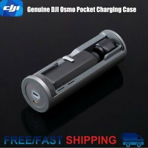Genuine DJI Osmo Pocket Charging Case Charger Battery Accessories Storage Bag