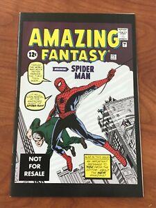 Amazing Fantasy #15 Marvel Legends reprint 1st app Spider-man 2005 FN/VF Marvel