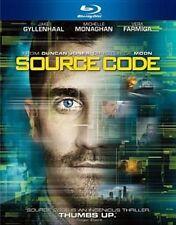 Source Code 0025192104893 Blu-ray Region a