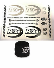 R&G Clutch / Brake Reservoir Protector Booty Bag & Sticker Pack