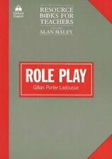 Role Play (Resource Books for Teachers)-Gillian Porter Ladousse, Alan Maley