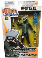 Anime Heroes Naruto Hatake Kakashi Action Figure, Naruto