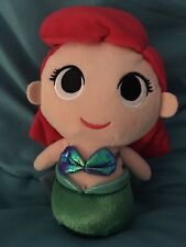 The Little Mermaid Princess Ariel Funko Pop Disney Bean Plush Stuffed Animal
