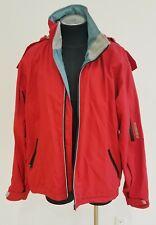 Nordica Jacket Red N-Tech 8000 Series Waterproof Windproof Breathable Mens Xl