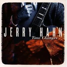 Jerry Hahn - Time Changes / ENJA RECORDS CD 1995 Neu