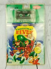 Christmas Elves Cassette Tape And Storybook Soundtrack New Sealed