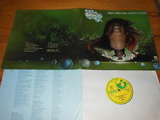 ELOY - SILENT CRIES AND MIGHTY ECHOES / GERMANY-FOC-LP 1979 & INLET