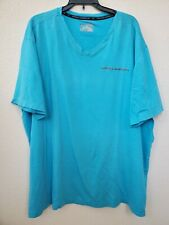 Under Armour Heatgear Loose Fit V-Neck Activewear Shirt Mens Size 2Xl Pre-owned