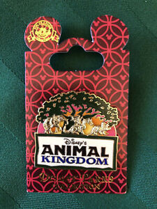 DISNEY PARKS COLLECTION PIN ANIMAL KINGDOM