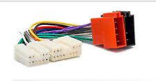 CARAV 12-128 Autoradio Adapterkabel ISO für VOLVO S40 V40 S70 V70 Serie 8 9