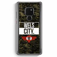 Wels City Camouflage Österreich Huawei Mate 20 Hülle Motiv Design Austria Cov...