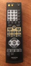 Genuine Onkyo Remote Control RC-657DV - Good Condition - FREE UK POST