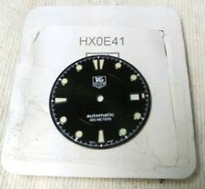 Genuine Tag Heuer Automatic 200 Meters Dial Black  Used - broken feet HX0E41