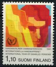 Finland 1981 SG#1000 Year Of Disabled Persons MNH #D73201
