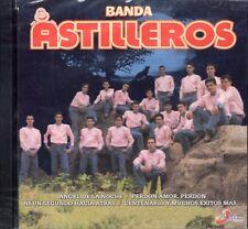 Banda Astilleros El Angel de la Noche CD New Sealed