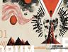 DECORUM #1 - MIKE HUDDLESTON ART & WRAPAROUND VARIANT COVER - IMAGE COMICS/2020