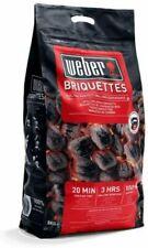 Weber Bricchetti di Carbone in Sacco da 8 kg