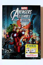 Marvel The Avengers Assemble Cartoons Assembly Required DVD Plus Bonus Episodes