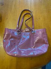 Pink Coach Handbag Purse
