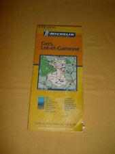 MICHELIN Carte Routière N°336 Local Gers, Lot-et-Garonne 2002