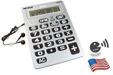 Talking Calculator - English Low Vision