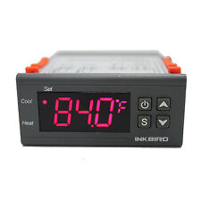 Inkbird All-purpose Digital Temperature Controller 110V Thermostat -50-210°F Fan