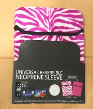 New-Hype-Universal-Reversible-Fleece-amp-Neoprene-Sleeve-for-e-Readers