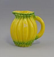 9918635 Kanne Krug Schenkkrug Bananen Keramik Majolika Portugal