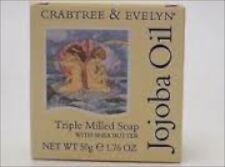 Crabtree Evelyn JOJOBA OIL Triple Milled Soap   50g   NIB
