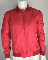 Peter Millar Medium Men's Jacket Soft Shell Zip Up Rally Golf Lightweight Tennis