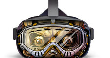 Skull3 vinyl skin that fits the Oculus Quest