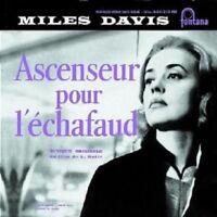 """MILES DAVIS """"ASCENSEUR POUR L´ECHAFAUD"""" CD NEU"""