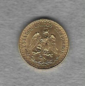 MEXIQUE 2 Pesos Or 1945
